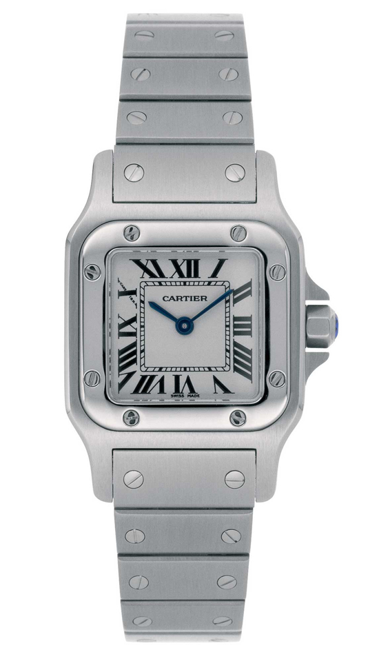 Stainless Steel Cartier