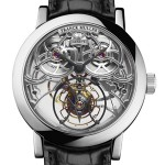 Giga Tourbillon round skeleton featured