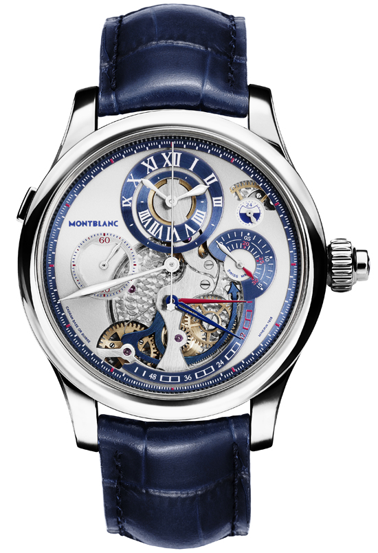 Montblanc Regulateur Nautique